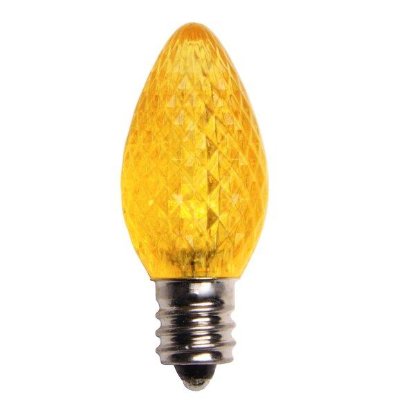 0.96W 130-Volt LED Light Bulb (Pack of 25) by Wintergreen Lighting