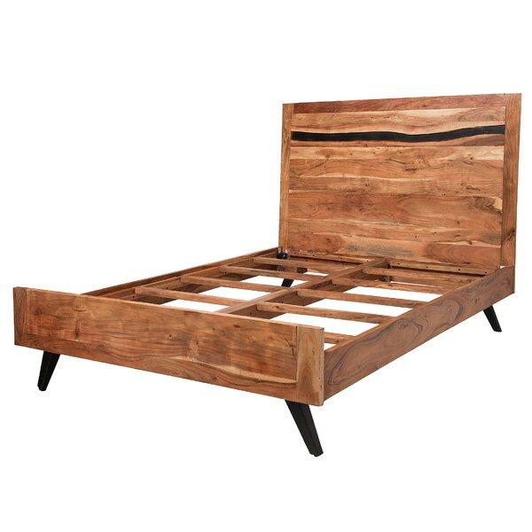 Benefiel Queen Platform Bed by Millwood Pines