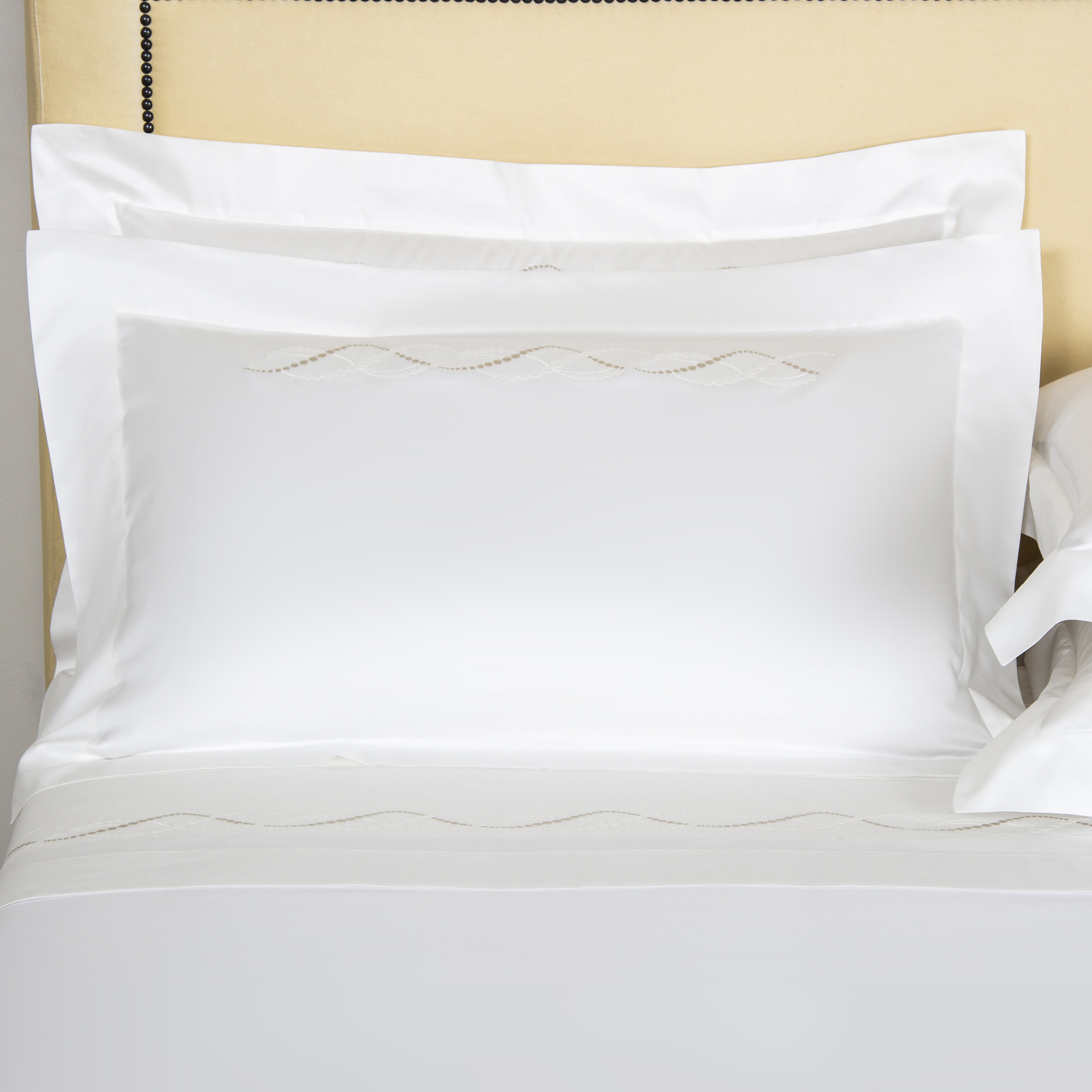 Frette Pearls 100 Cotton Envelope Sham Perigold