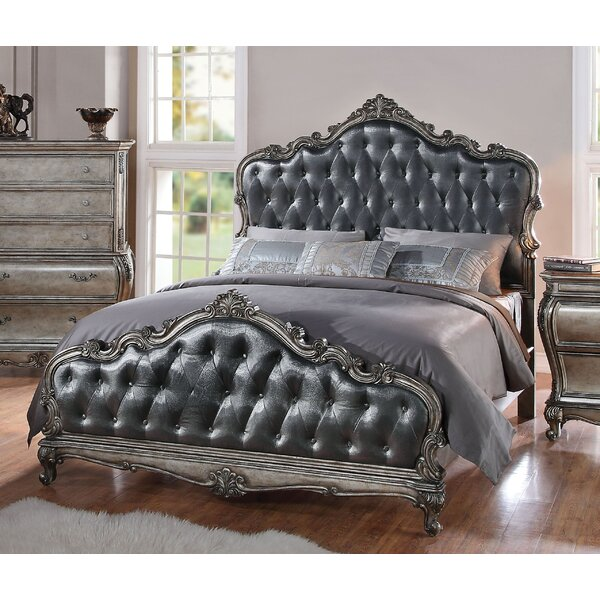 Dupras Upholstered Standard Bed by Astoria Grand