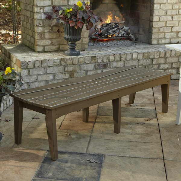 Hourglass Picnic Bench by Uwharrie Chair Uwharrie Chair