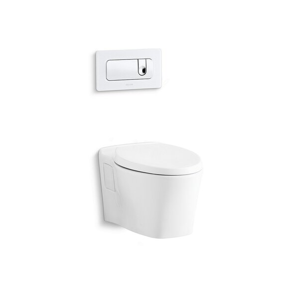 Pleo Elongated Toilet Seat