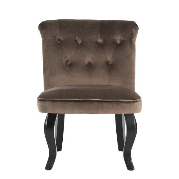 Pridgen Slipper Chair (Set of 2) by House of Hampton