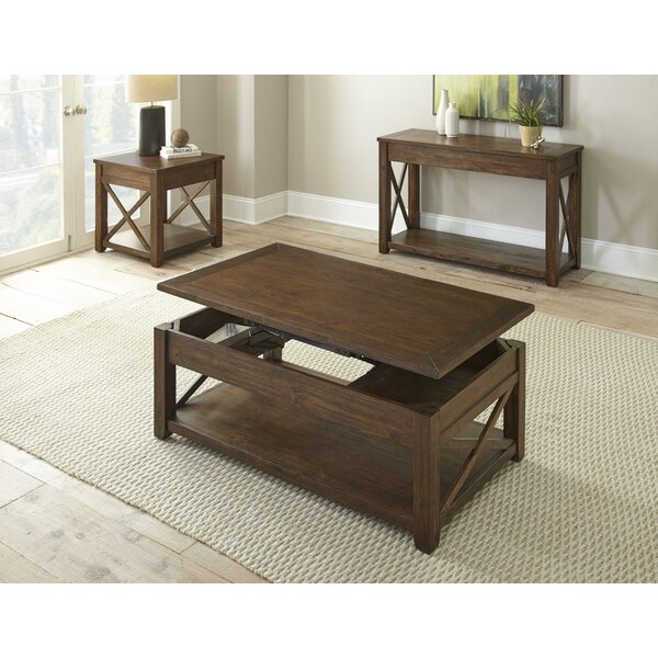 Laplant 3 Piece Coffee Table Set by Winston Porter