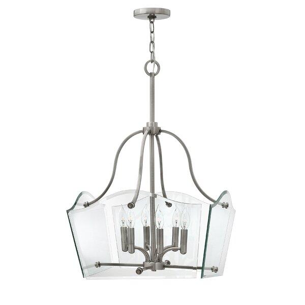 Wingate 6-Light Lantern Pendant by Hinkley Lighting