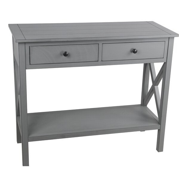 Mcfadden 2 Drawer Console Table By Gracie Oaks