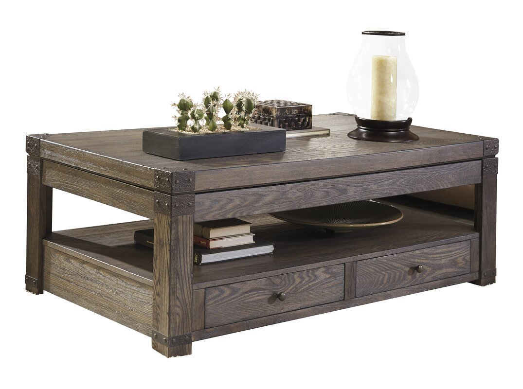 Spooner Coffee Table with Lift Top & Reviews | Joss & Main