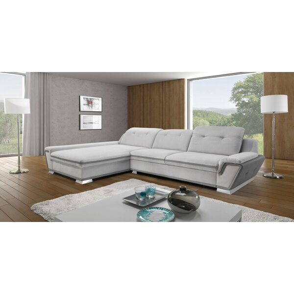 Reinna Sleeper Sectional By Orren Ellis