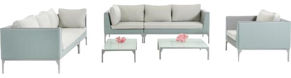 Ridgefield 5 Piece Sofa Set with Cushions by George Oliver