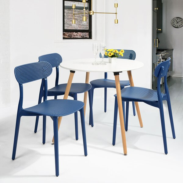 Stow Dining Chair (Set of 4) by Ebern Designs