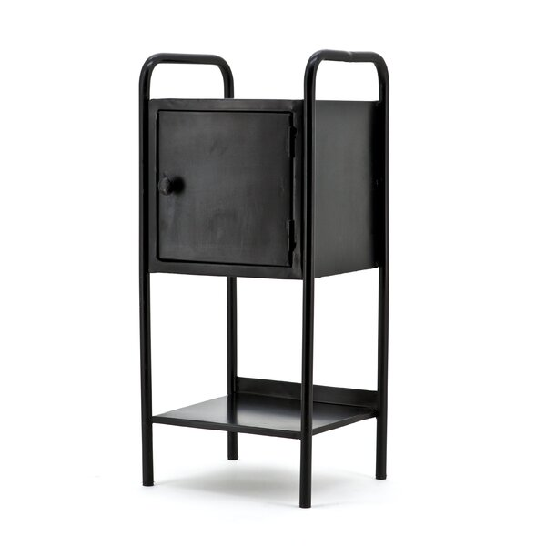 Watlington Metal Nightstand by 17 Stories