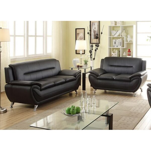 Sather 2 Piece Living Room Set by Latitude Run