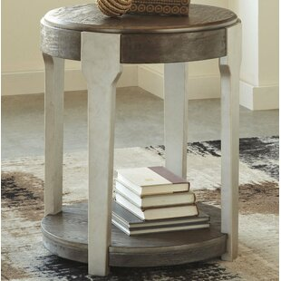Affordable Price Lorenz End Table By Wrought Studio