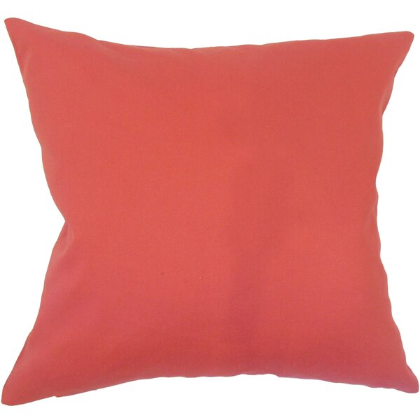 Geoff Solid Floor Pillow by Darby Home Co
