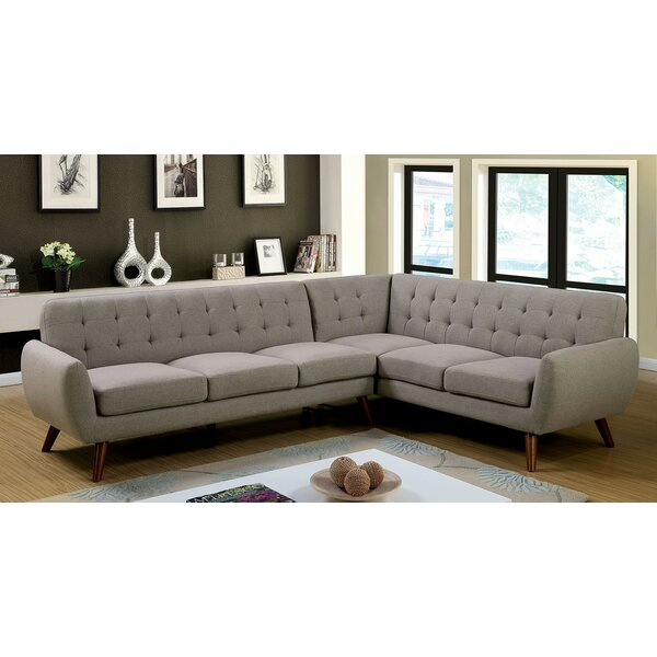 Luciano Sectional by Corrigan Studio