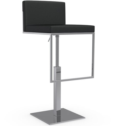 Even Plus Adjustable Height Swivel Bar Stool by Calligaris
