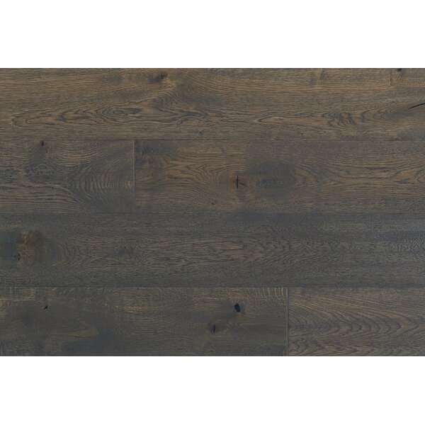 Anna 7-1/2 Engineered Oak Hardwood Flooring in Brown by Majesta