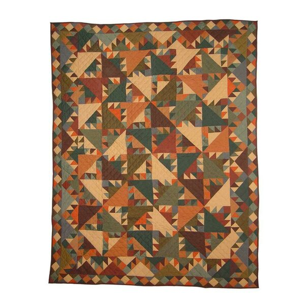 Aumiller Super Single Reversible Quilt