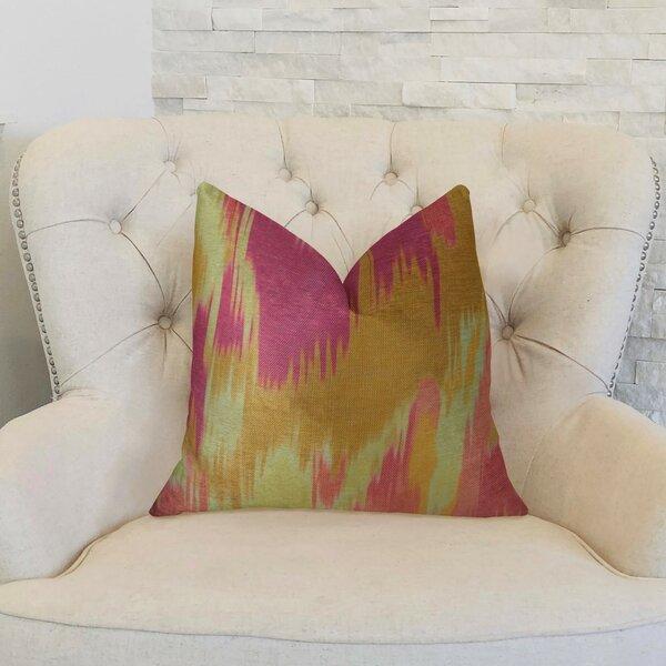 Gann Handmade Luxury Pillow by Everly Quinn