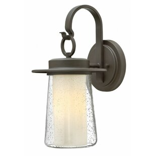 Best Reviews Riley LED Outdoor Wall Lantern By Hinkley Lighting