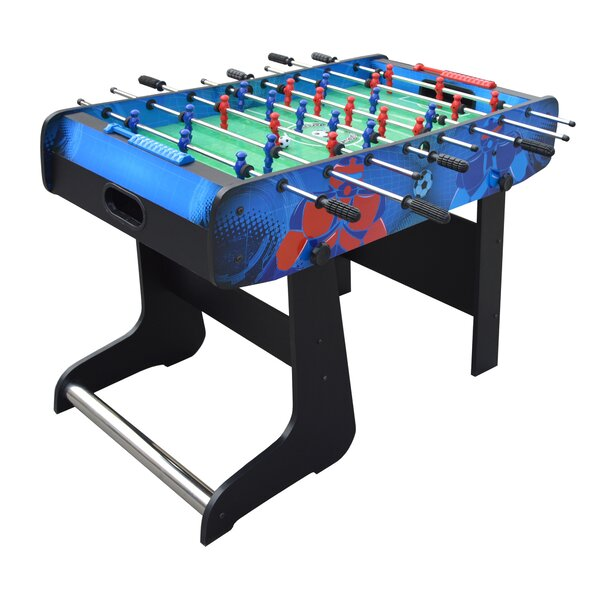 Gladiator Folding Foosball Table by Hathaway Games