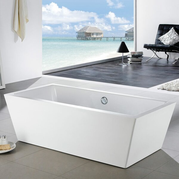 Wynn 65 x 31 Soaking Bathtub by Pacific Collection