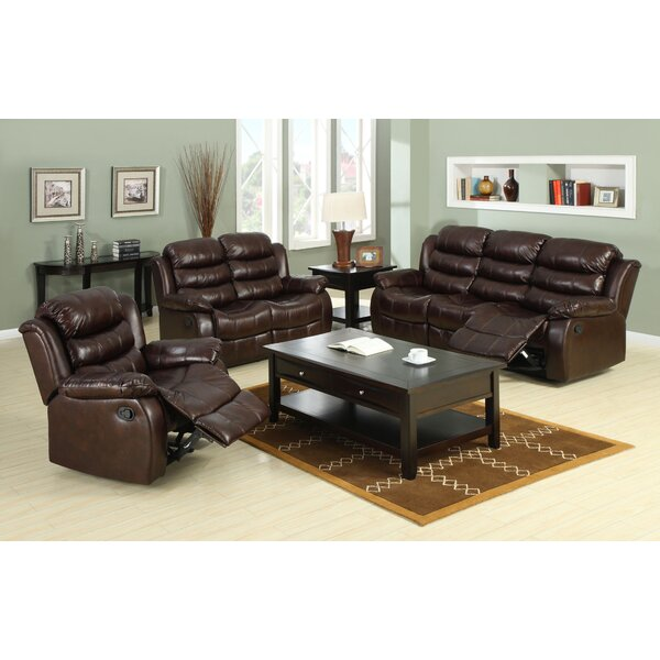 Homes Recliner Sectional by Red Barrel Studio