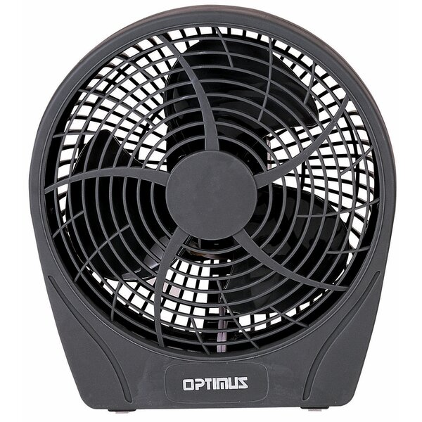 9 Floor Fan by Optimus