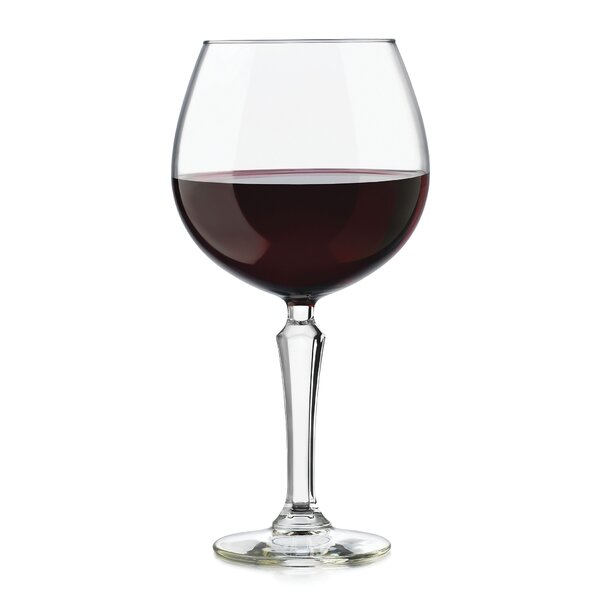 Capone 19.8 Oz. Red Wine Glass (Set of 4) by Libbey