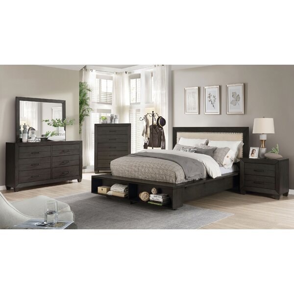 Dussault Storage Platform Configurable Bedroom Set by Winston Porter