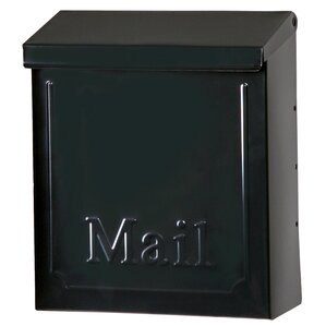 locking wall mounted mailbox - Wall Mount Mailboxes