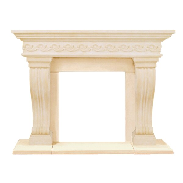 President Sierra Fireplace Surround by Historic Mantels Limited