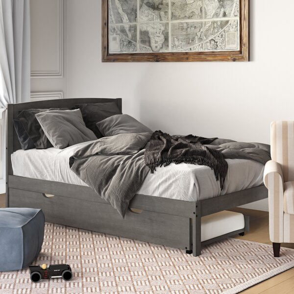 Chatham Platform Bed with Trundle by Birch Lane™ Heritage