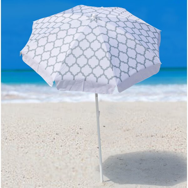 Haven Beach Umbrella by SittinPrettyLLC