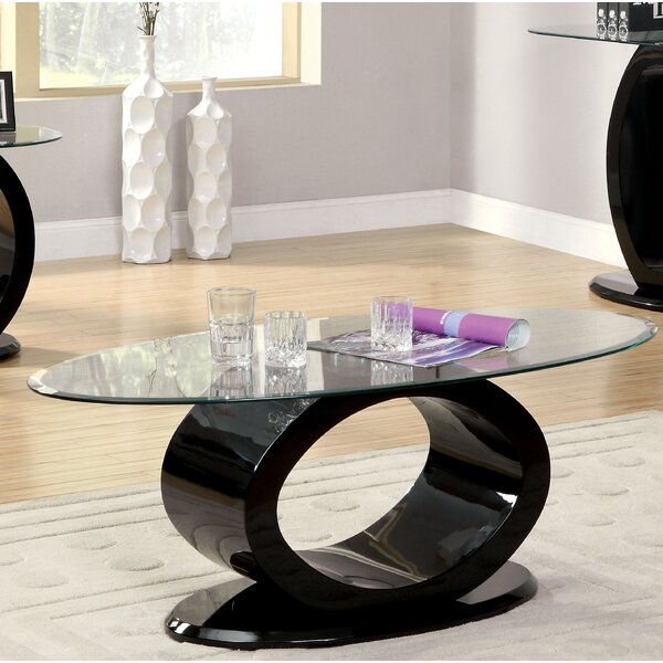 Everette Coffee Table by Orren Ellis