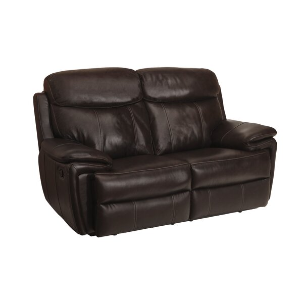 Cha Reclining Loveseat by Darby Home Co