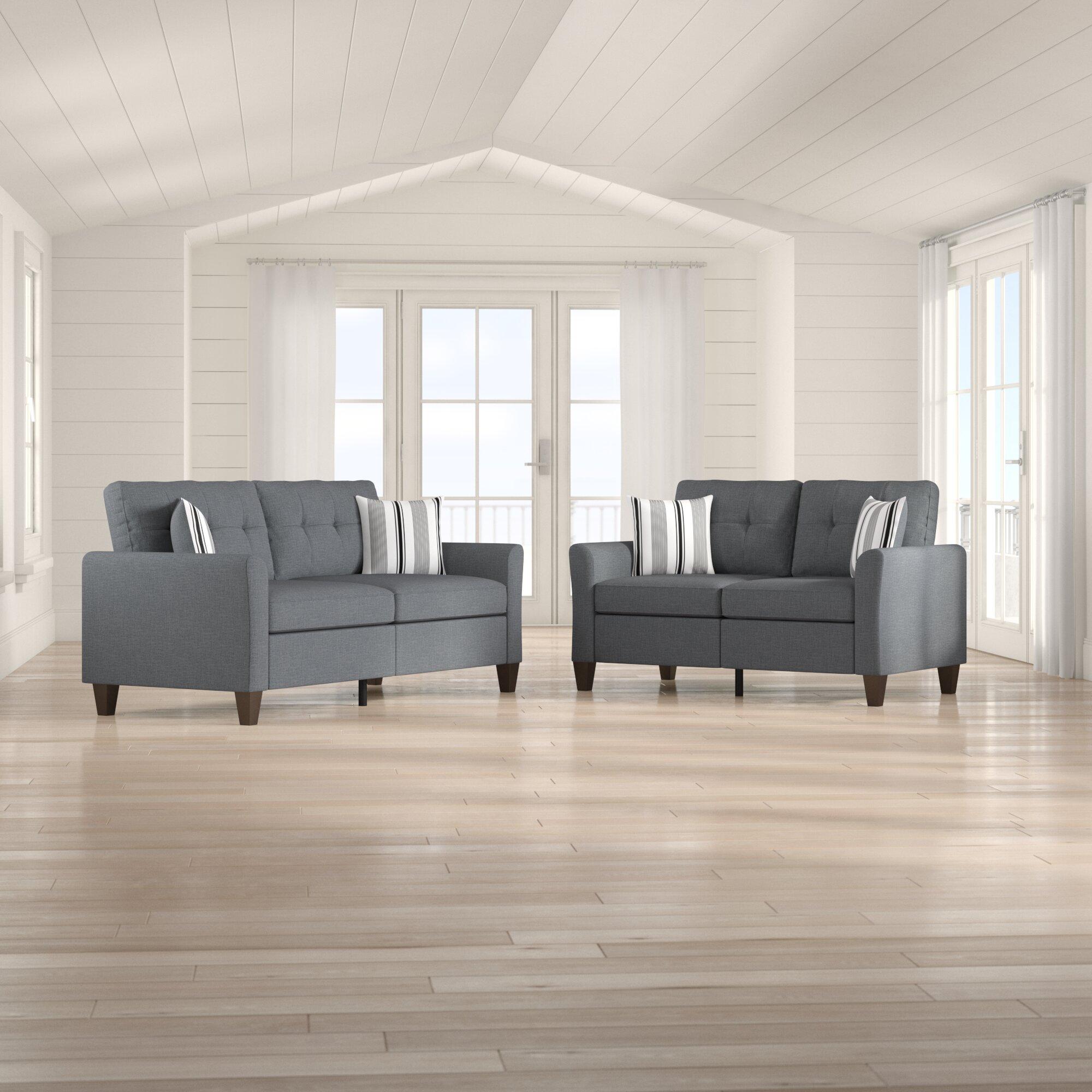 Pleasing Ranstead 2 Piece Living Room Set Ncnpc Chair Design For Home Ncnpcorg