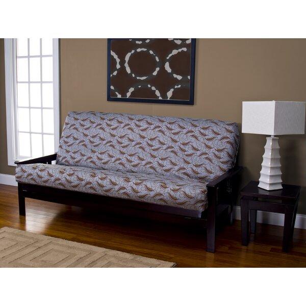 Zipper Box Cushion Futon Slipcover by Fleur De Lis Living
