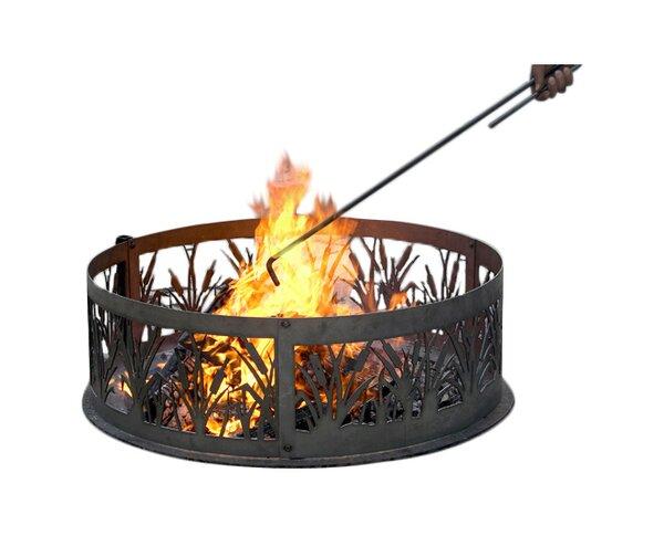 Steel Fire Poker by P & D Metal Works