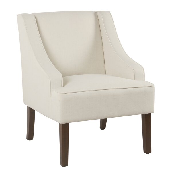 Lacombe Wingback Chair by Gracie Oaks Gracie Oaks