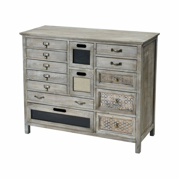 14 Drawer Accent Chest
