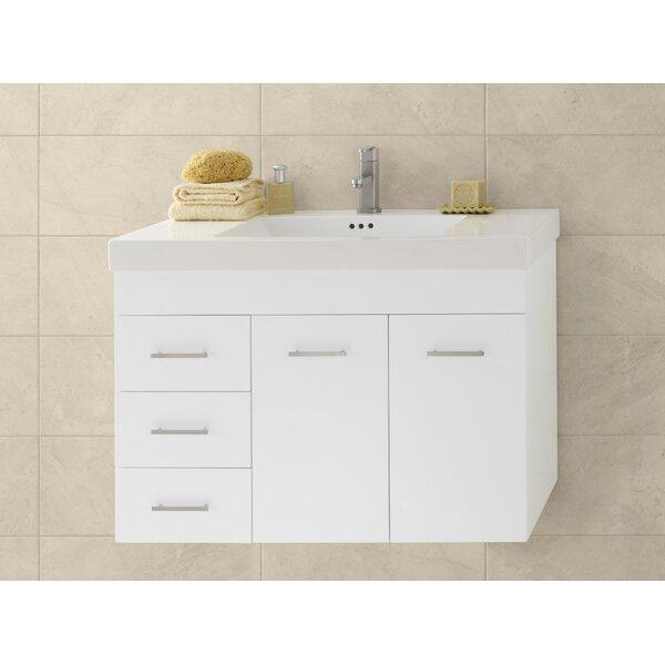 Bella 36 Single Bathroom Vanity Set by RonbowBella 36 Single Bathroom Vanity Set by Ronbow
