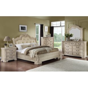 Lankford Panel 4 Piece Bedroom Set By One Allium Way