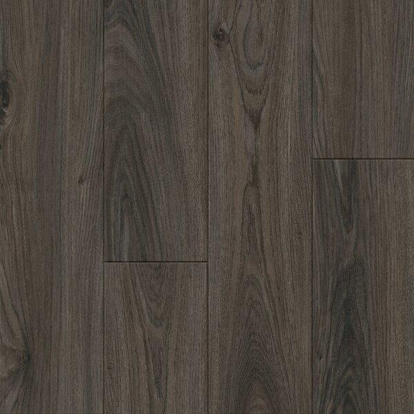 Rigid Core Element American 6 x 48 x 5.08mm Elm SPC Luxury Vinyl Plank in Peppercorn by Armstrong Flooring
