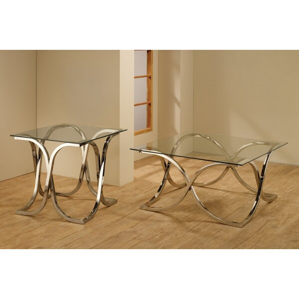 2 Piece Coffee Table Set by Wildon Home ®