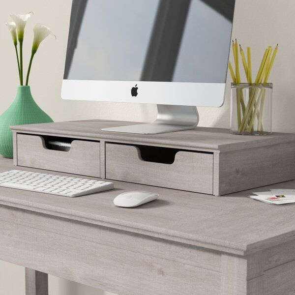 Oridatown Desktop Organizer with Drawers by Beachcrest Home