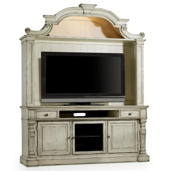 Sanctuary 76 TV Stand by Hooker Furniture