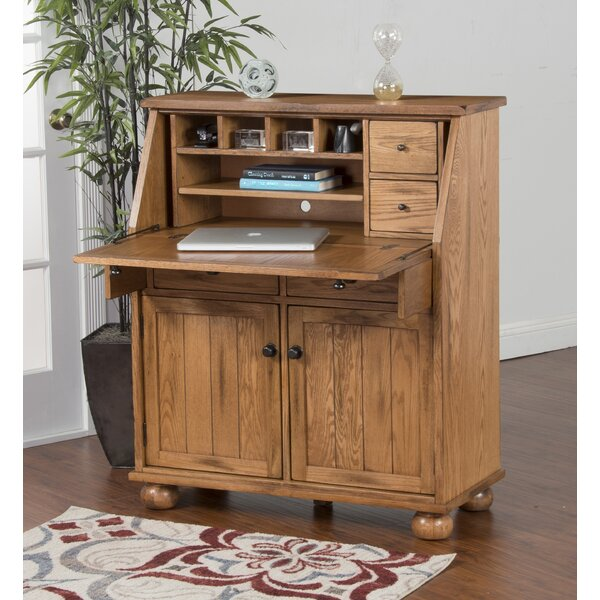 Fresno Armoire Desk by Loon Peak