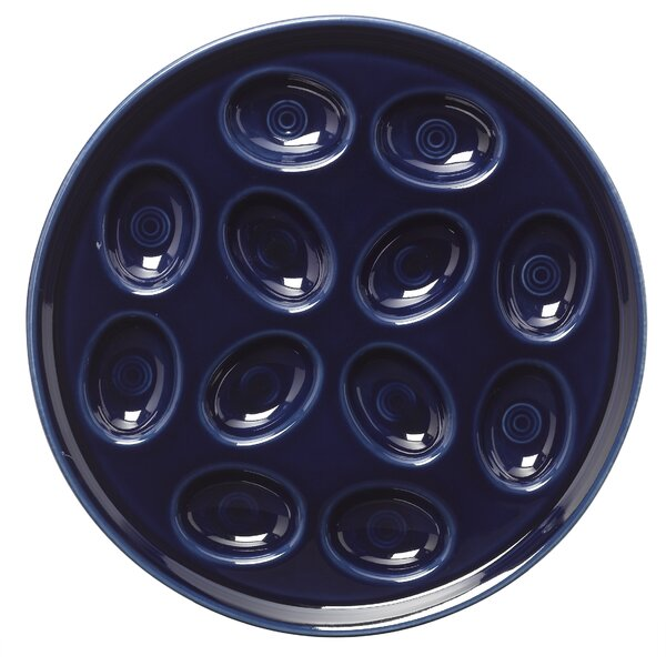 Egg Platter by Fiesta