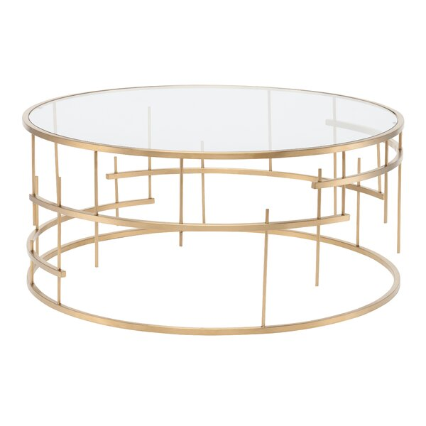 Tiffany Coffee Table by Nuevo